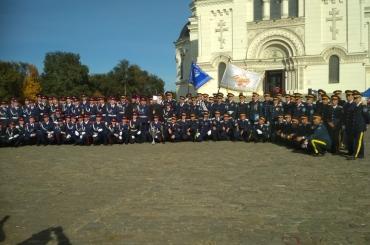 Астраханские казаки вновь лучшие на смотр-параде в Новочеркасске