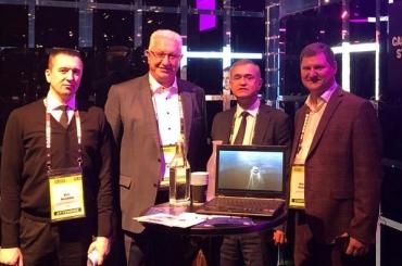 Проекты АГУ представлены на международном форуме стартапов Slush Helsinki