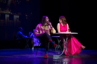 23/8: Speed-Dating Evening at ASU Stage