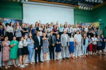 В АГУ встретились школьные активисты пяти регионов