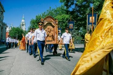 Крестный ход в День славянской письменности