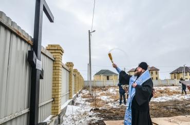 Церковь в Началово будут строить общими силами, но самое активное участие планируют принять казаки