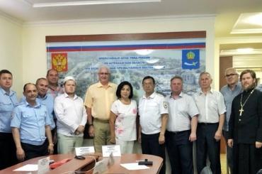 Константин Маркелов возглавил Общественный совет городского УМВД