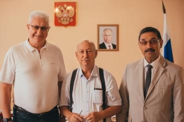 АГУ станет сотрудничать с Институтом физики твёрдого тела РАН