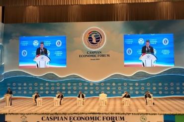 Константин Маркелов: «Проект АГУ полностью согласуется с предложениями президента Туркменистана»