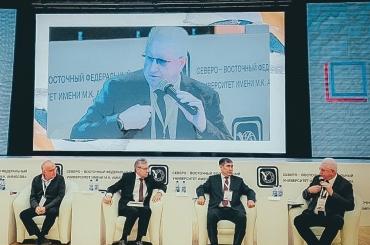 Константин Маркелов представил коллегам геостратегический потенциал Астраханского региона
