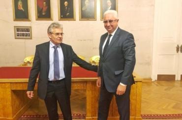 АГУ будет способствовать укреплению позиций России на Каспии