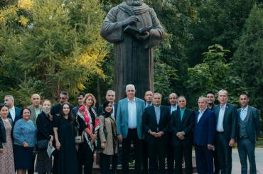 АГУ посетил посол Исламской Республики Иран в РФ