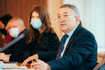 Рафик Усманов: «Мы продолжаем исследовать геополитические процессы на пространстве Большого Каспия»