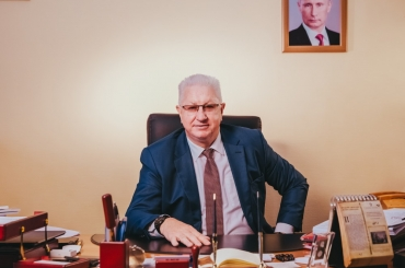 Rector Konstantin Markelov Sends His Greetings to ASU on Russian Science Day