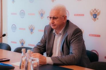 Константин Маркелов рассказал о планах по развитию международного сотрудничества АГУ с Узбекистаном