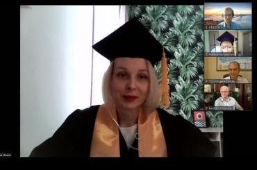 16 выпускников Каспийской высшей школы перевода АГУ получили дипломы