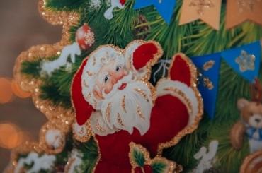 Астраханский госуниверситет принимает новогодние поздравления