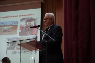 Астраханский госуниверситет повышает привлекательность аграрного образования