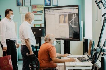 АГУ и Юго-Осетинский государственный университет налаживают взаимодействие