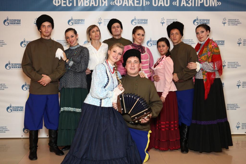 Народный фольклорный ансамбль «Веретено»